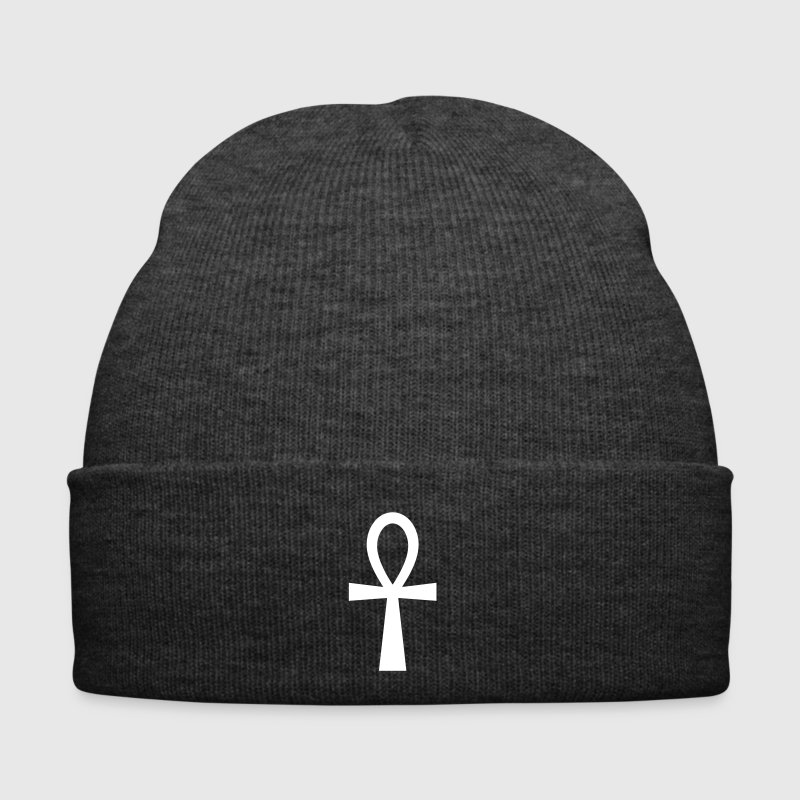 Ankh - Cross - Winter Hat
