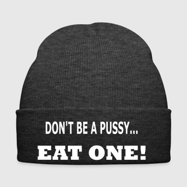 eat a pussy - Winter Hat