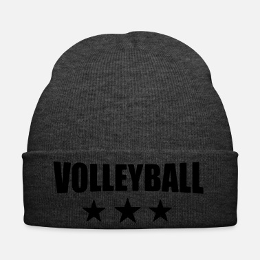 Volley volley-ball T-shirt - beach-volley shirt - équipe - Bonnet d'hiver