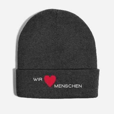 We We love people - Winter Hat