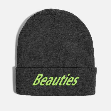 Beautiful Beauties - Winter Hat