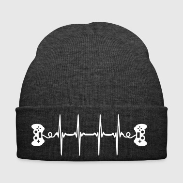 Heart Beat Game - Cappellino invernale