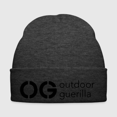 outdoor guerilla - Wintermütze