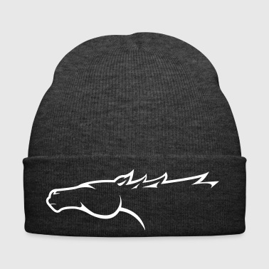 A Racehorse - Winter Hat
