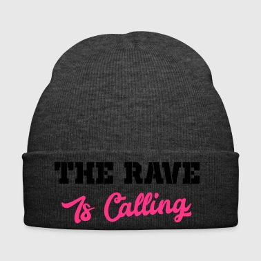 the rave is calling - Winter Hat