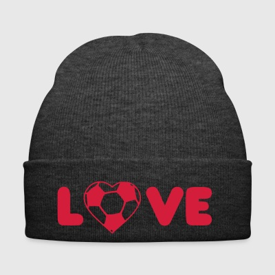 Love to football - Winter Hat