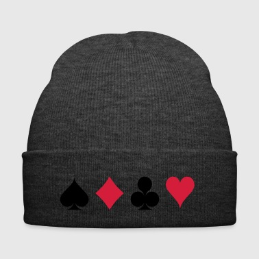 Card Game - Playind Card - Winter Hat
