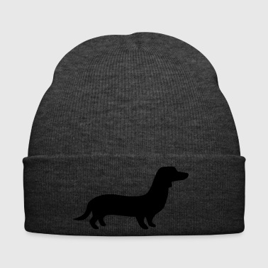 dachshund - Winter Hat