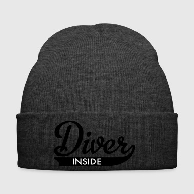 2541614 15789668 diver - Winter Hat
