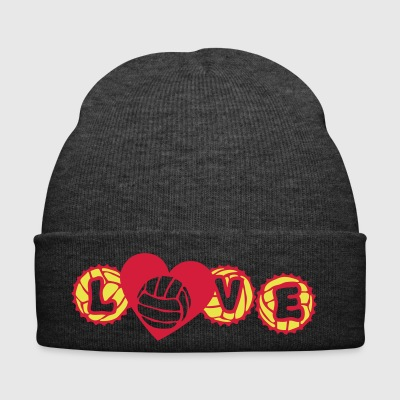 volley waterpolo love capsule coeur hear - Bonnet d'hiver