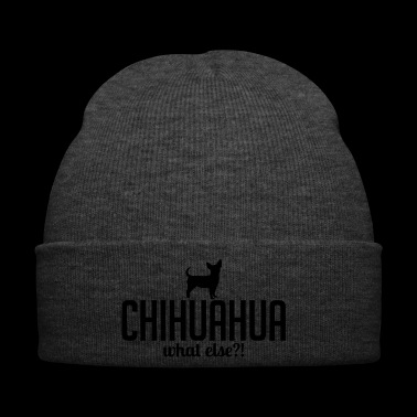 CHIHUAHUA what else - Wintermütze