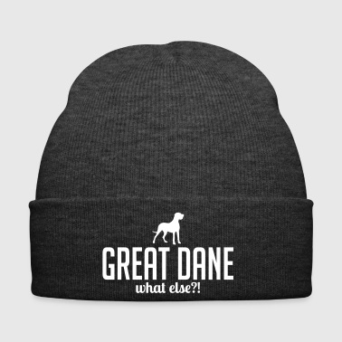 GREAT DANE what else - Winter Hat