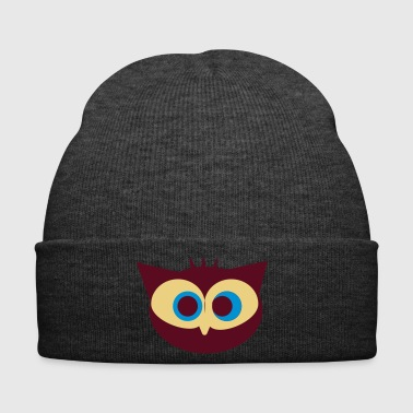 Crazy Owl - Winter Hat