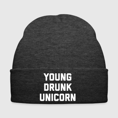 Young Drunk Unicorn Funny Quote - Wintermuts