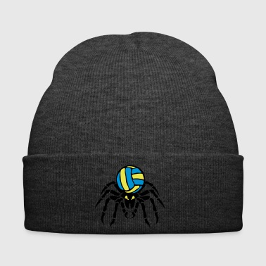 volleyball waterpolo araignee spider spi - Bonnet d'hiver