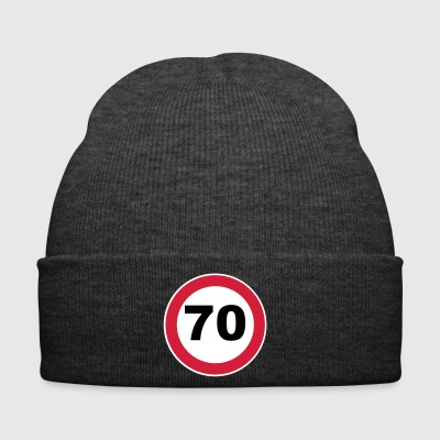 70th Birthday - Winter Hat