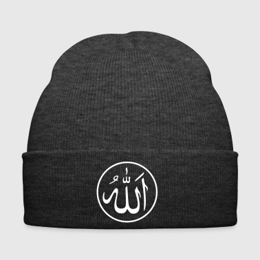 Allah symbool in cirkel - Wintermuts