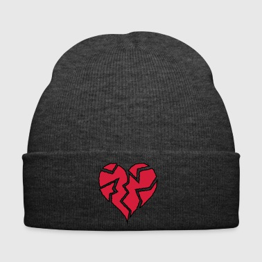 Flickering Broken Heart <3 - Winter Hat