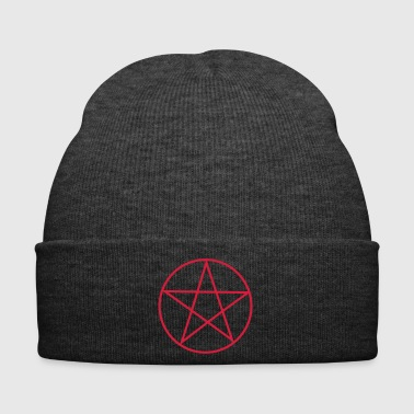 Pentagram / Pentacle - Winter Hat