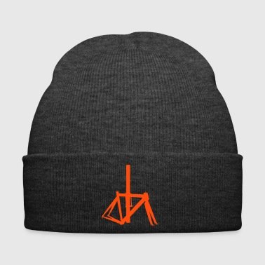 Bicycle frame 7 - Winter Hat