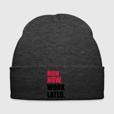to run - Winter Hat