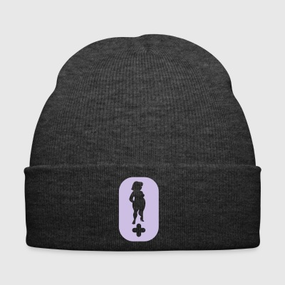 Plus Size brand logo 1c - Winter Hat