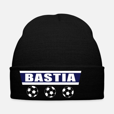 Ballon De Foot Bastia football 2 - Bonnet d'hiver