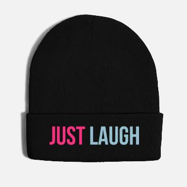 Just just laugh - Winter Hat