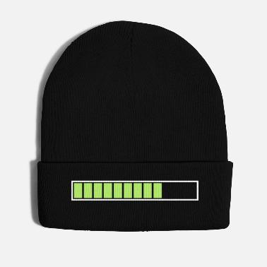Geek Logo geek being loaded, loading ... - Winter Hat
