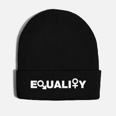 Super Woman Equality equality man woman sex - Winter Hat