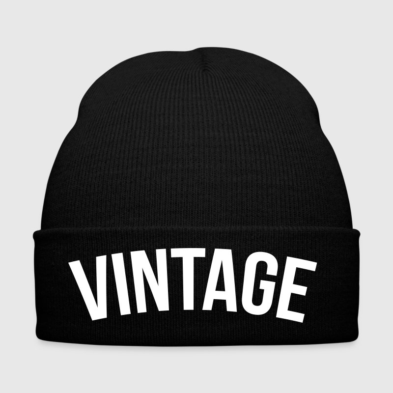 vintage old school  - Winter Hat