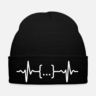 What Heartbeat - Braces - Winter Hat