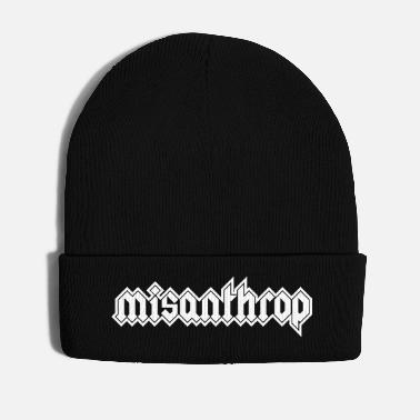 Rejection metal misanthrope - Winter Hat