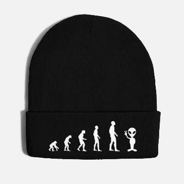 Sci-fi Alien Extra-Sci Fi - Evolution - Winter Hat