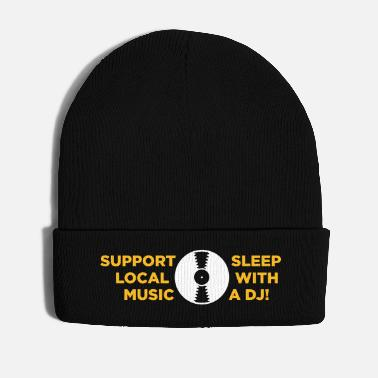 Local Supports Local Artists. Sleep With A DJ! - Winter Hat
