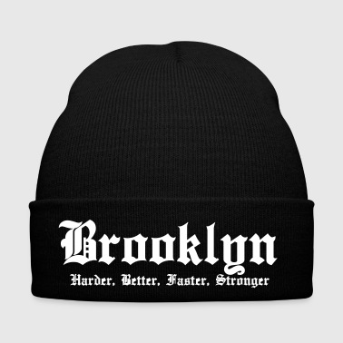 Brooklyn Harder, Better, Faster, Stronger - Wintermuts