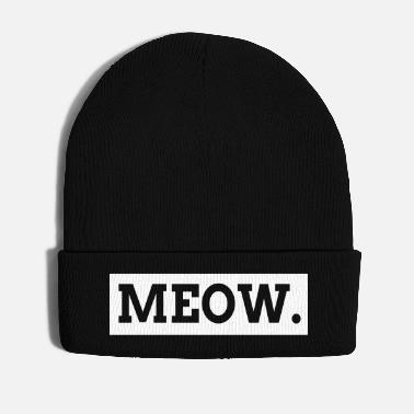 Meow Meow - Winter Hat