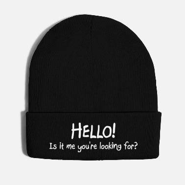 Quote Funny quotes - Winter Hat