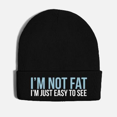 Rude Girl im not fat - Winter Hat