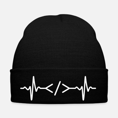 Tag Heartbeat Tags - Winter Hat