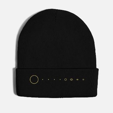 Solar solar system - Winter Hat