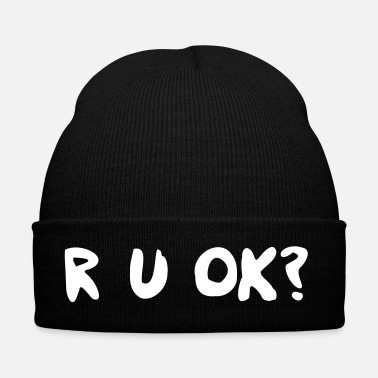 Bless You are u ok - Winter Hat