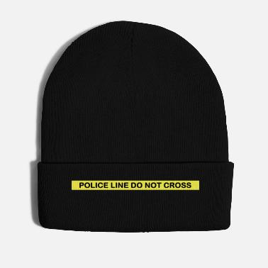 Police Police line - Winter Hat