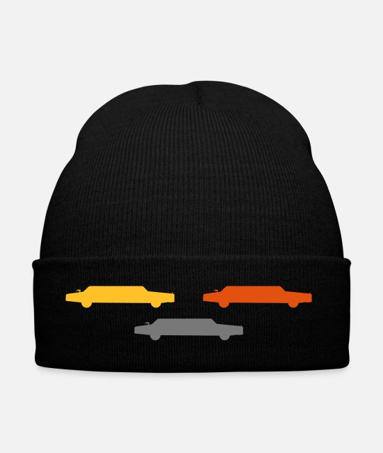 Renner Caps & Hats - A limousine - Winter Hat black
