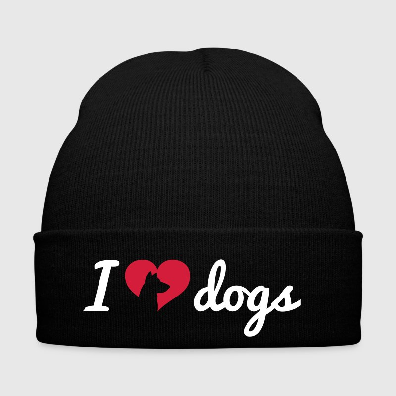 Fancy I Love Dogs - Winter Hat