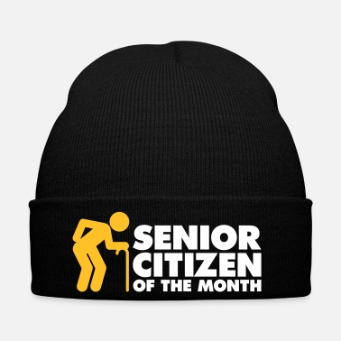 Sénior Senior of the Month - Bonnet d'hiver