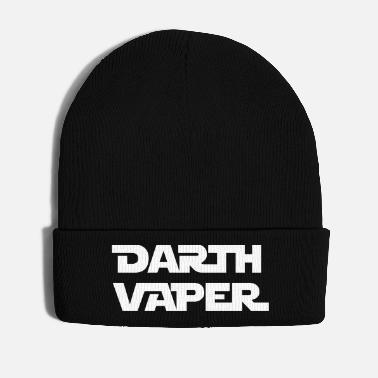 Cigarette Darth Vaper cool gift for vape fans - Winter Hat