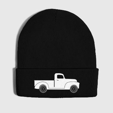 Pick-up - Bonnet d'hiver