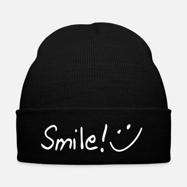 Happy Birthday smile - Gorro de invierno