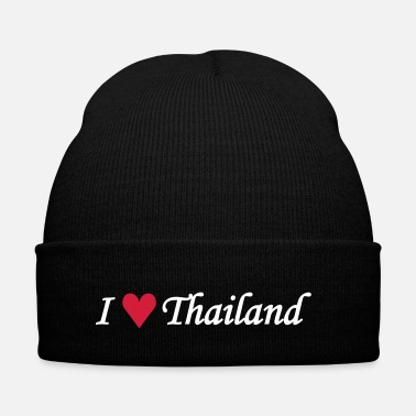 Country I love Thailand / I heart Thailand - Bonnet d'hiver